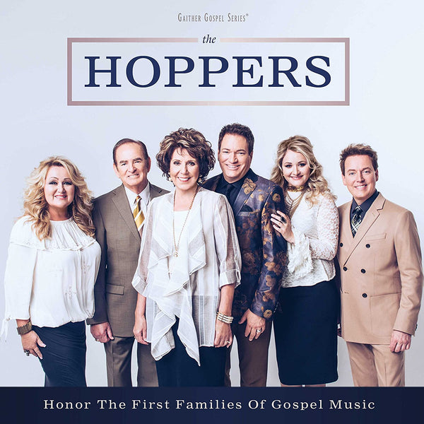 HOPPERS / HONOR THE FIRST FAMILIES OF GOSPEL MUSIC CD
