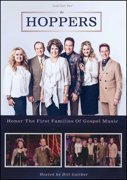 HOPPERS / HONOR THE FIRST FAMILIES OF GOSPEL MUSIC DVD