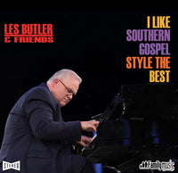 LES BUTLER / I Like Southern Gospel Style the Best CD