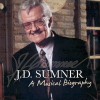 JD SUMNER - A MUSICAL BIOGRAPHY 2-DISC SET CDs