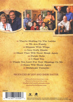 JEFF & SHERI EASTER, LEWIS FAMILY & EASTER BROTHERS - WE ARE FAMILY DVD
