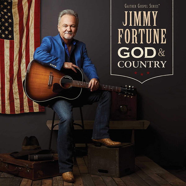 JIMMY FORTUNE / GOD & COUNTRY CD