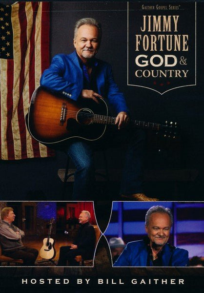 JIMMY FORTUNE / GOD & COUNTRY DVD