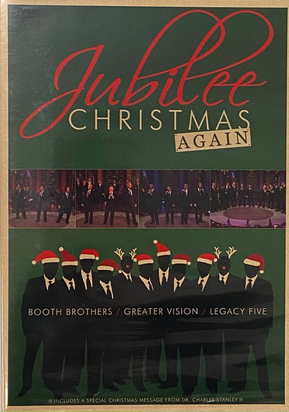 JUBILEE CHRISTMAS AGAIN DVD