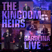 KINGDOM HEIRS / CAROLINA LIVE DVD & CD SET