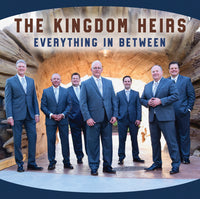 KINGDOM HEIRS / EVERYTHING IN BETWEEN CD