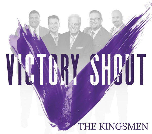KINGSMEN / VICTORY SHOUT CD
