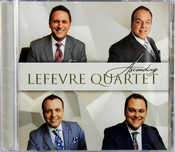 LEFEVRE QUARTET / ASCENDING CD
