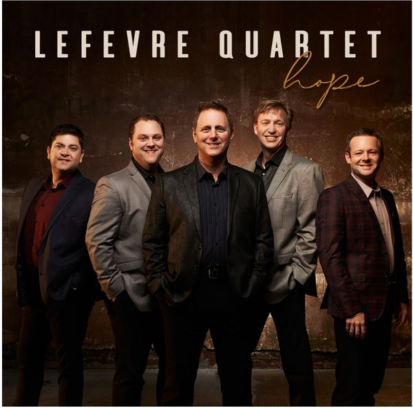 LEFEVRE QUARTET / HOPE CD