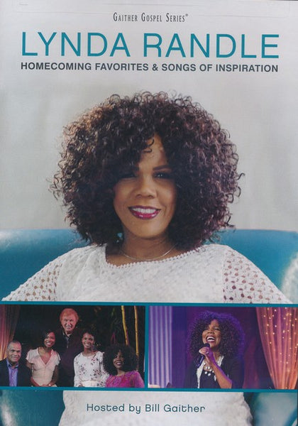 LYNDA RANDLE / HOMECOMING FAVORITES & SONGS OF INSPIRATION DVD