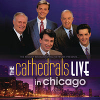 CATHEDRALS / LIVE IN CHICAGO CD