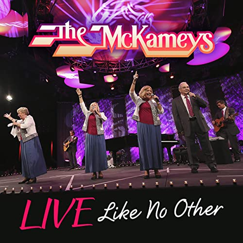 MCKAMEYS / LIVE LIKE NO OTHER DVD & CD SET