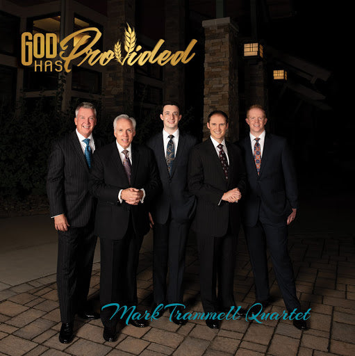 MARK TRAMMELL QUARTET / GOD HAS PROVIDED CD