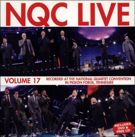 NQC VOLUME 17 DVD & CD SET