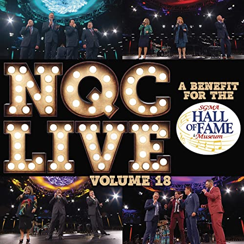 NQC VOLUME 18 DVD & CD SET