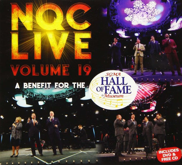 NQC VOLUME 19 DVD & CD SET