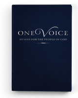 One Voice Hymnal – Patriot Blue
