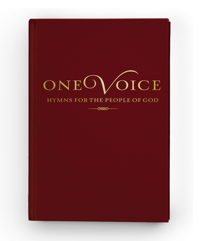 One Voice Hymnal – Tartan Red
