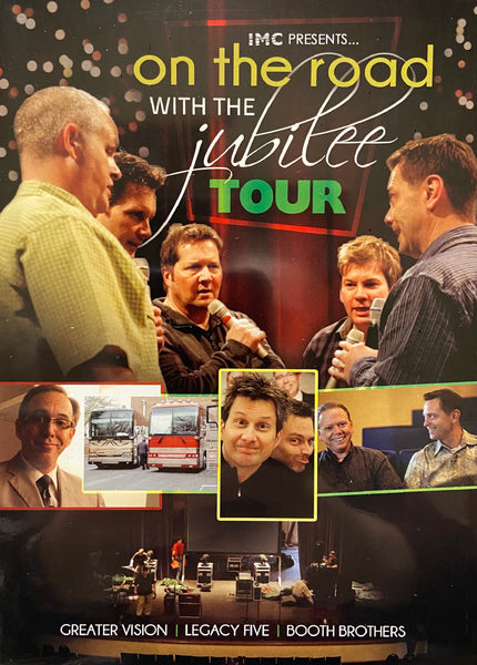 ON THE ROAD WITH THE JUBILEE TOUR DVD