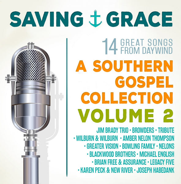 SAVING GRACE VOLUME 2 CD