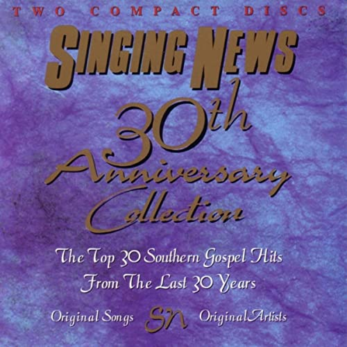 SINGING NEWS 30TH ANNIVERSARY CD