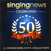 SINGING NEWS CELEBRATING 50 YEARS CD