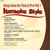 Karaoke Style: Songs From The Church Pew Vol. 1