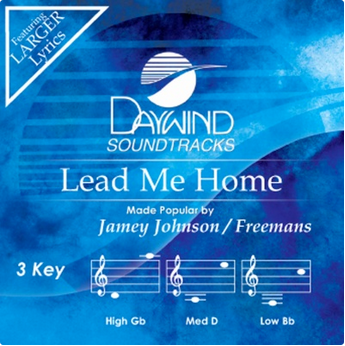 Lead Me Home (Freemans / Jamey Johnson) CD