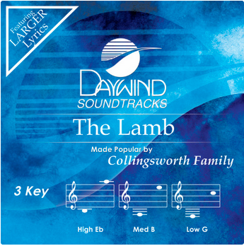 The Lamb (Collingsworth Family) CD