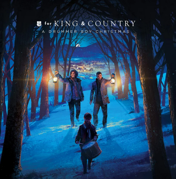 for King & Country / A Drummer Boy Christmas CD