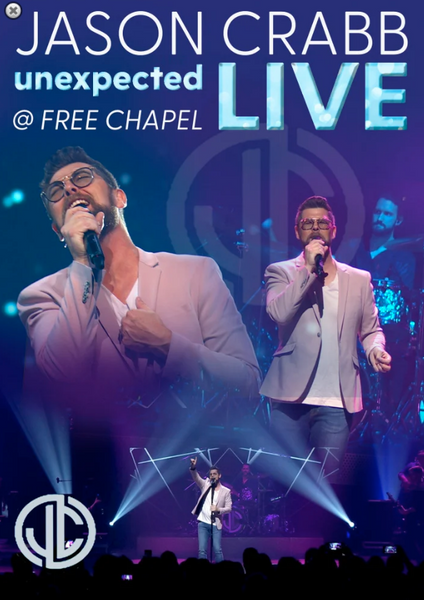 Jason Crabb / Live at Free Chapel DVD