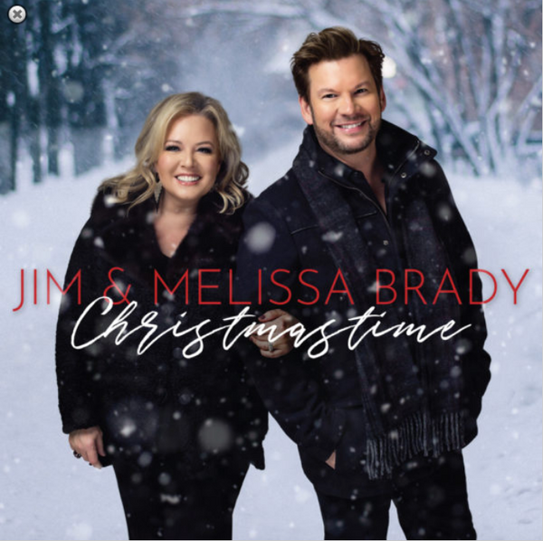 Jim and Melissa Brady / Christmastime CD