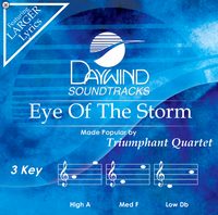 Eye of the Storm by Triumphant CD