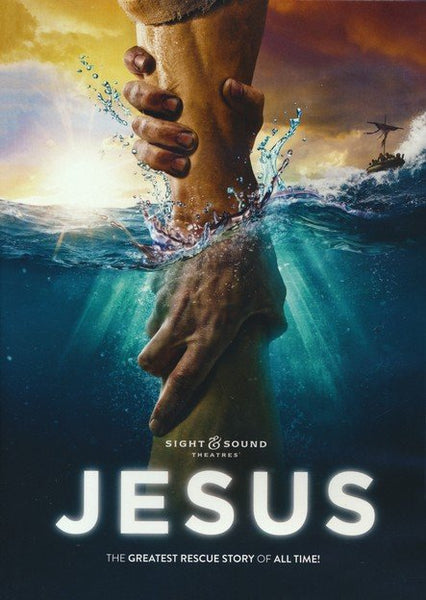 "Sight & Sound Theatres Present ""Jesus"" (DVD)"