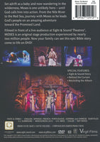 "Sight & Sound Theatres Present ""Moses: The Musical"" (DVD)"