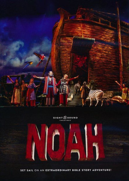 "Sight & Sound Theatres Present ""Noah"" (DVD)"