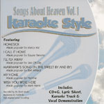 Karaoke Style: Songs About Heaven, Vol. 1