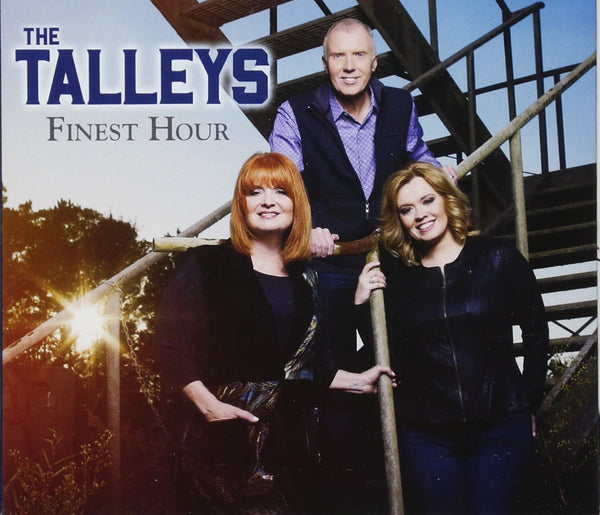 TALLEYS / FINEST HOUR CD