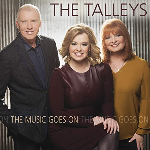 TALLEYS / THE MUSIC GOES ON CD