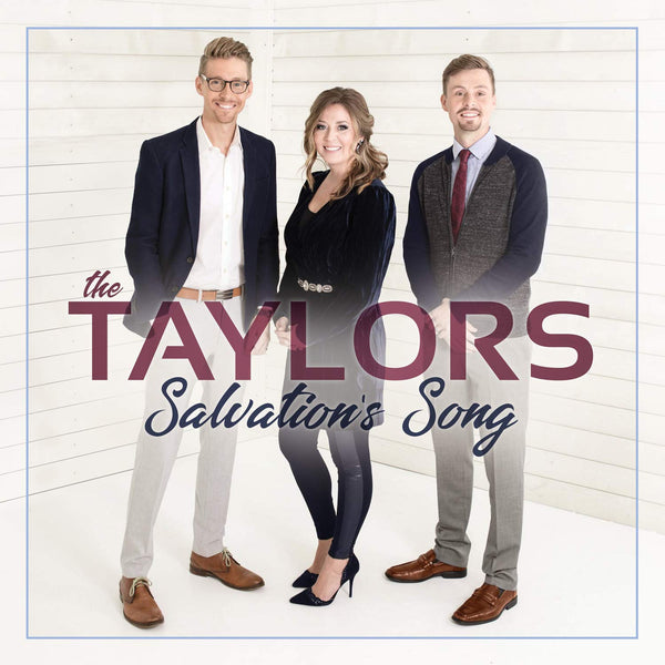 TAYLORS / SALVATION'S SONG CD