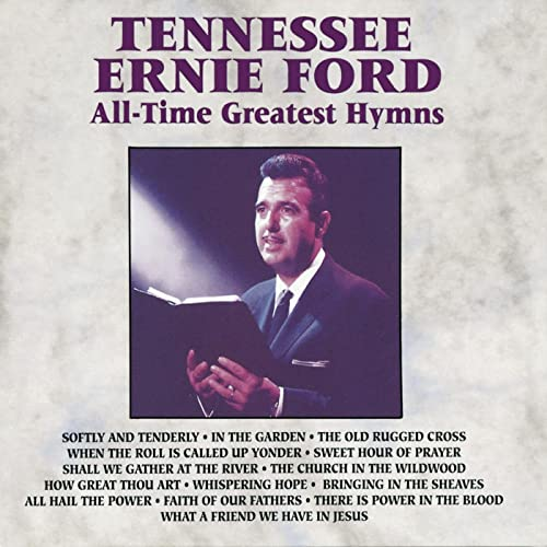 TENNESSEE ERNIE FORD / ALL-TIME GREATEST HYMNS CD