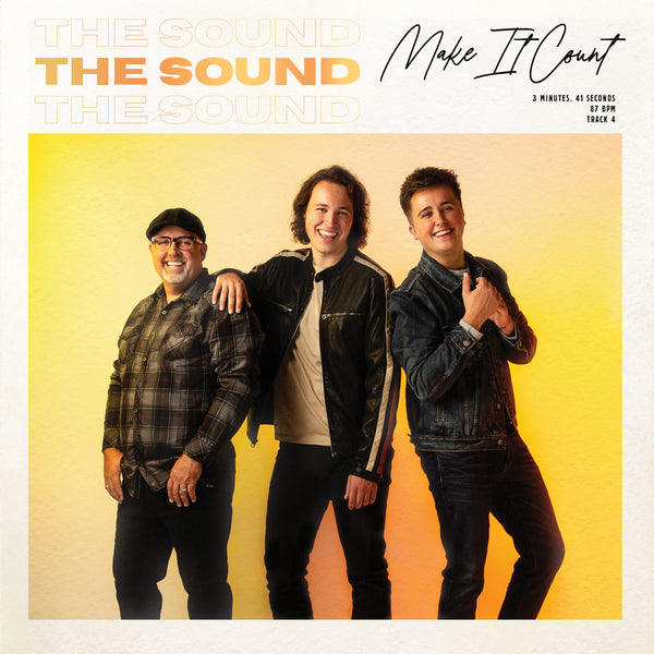 THE SOUND / MAKE IT COUNT CD