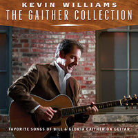 Kevin Williams / The Gaither Collection CD (instrumental)