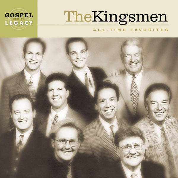 Kingsmen / All-Time Favorites CD