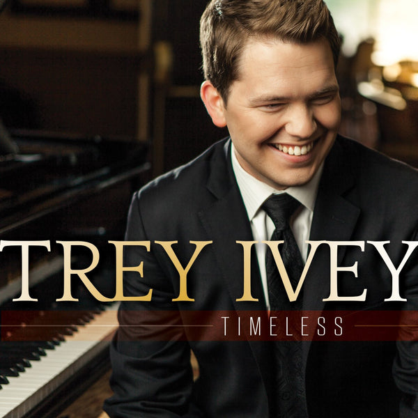 Trey Ivey / Timeless CD (instrumental)