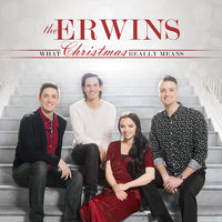 Erwins / What Christmas Really Means CD