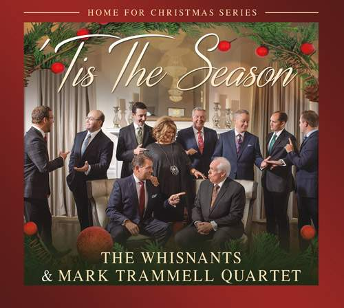 WHISNANTS & MARK TRAMMELL QUARTET / 'TIS THE SEASON CD