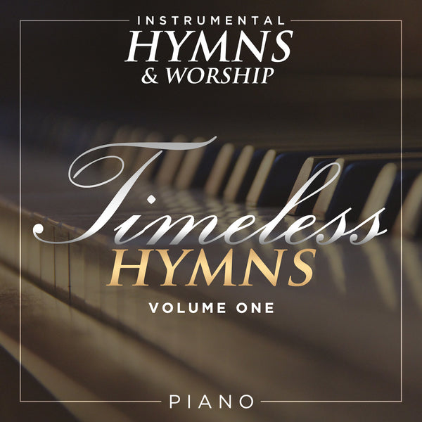 22 Timeless Hymns On Piano Volume One (Download Only)