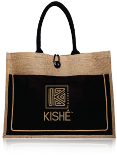 Kishé Coffee Tote Bag