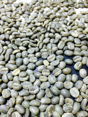 Green Coffee Beans for Home Roasters